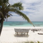 "When (not ""If"") I go to The Bahamas, I will…"