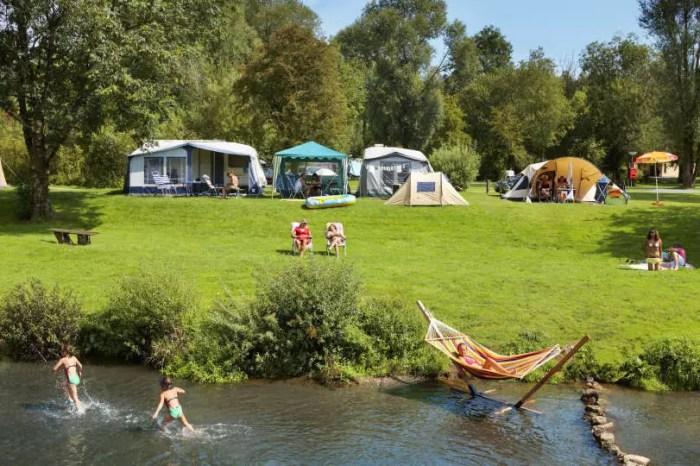 Camping de Chênefleur, Ardennen, België