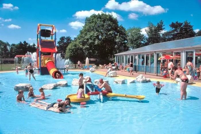 Vakantiepark Westerbergen, Drenthe, Nederland