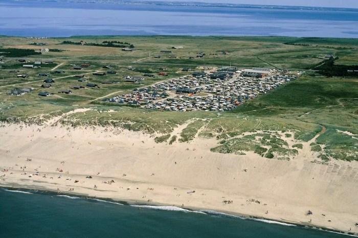 Camping Nordso, Jutland, Denemarken