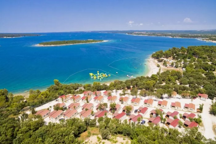 Camping Brioni, Istrië, Kroatië