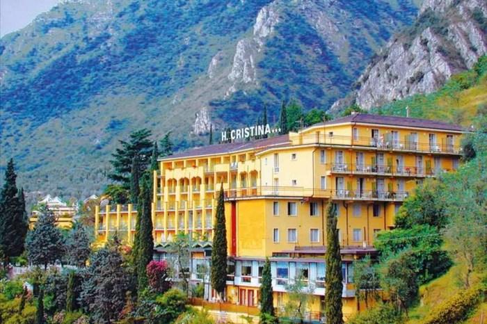 Hotel Cristina, Gardameer, Italië