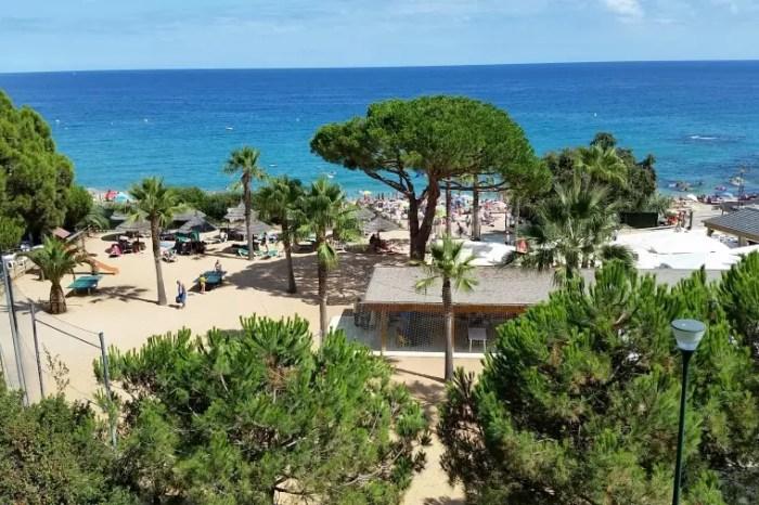 Camping Cala Gogo, Costa Brava, Spanje