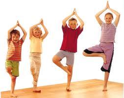 Kids Yoga Class (3-10 yrs)