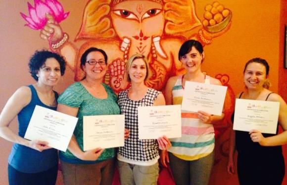 Registered Childrens Yoga School ~ Teacher Training