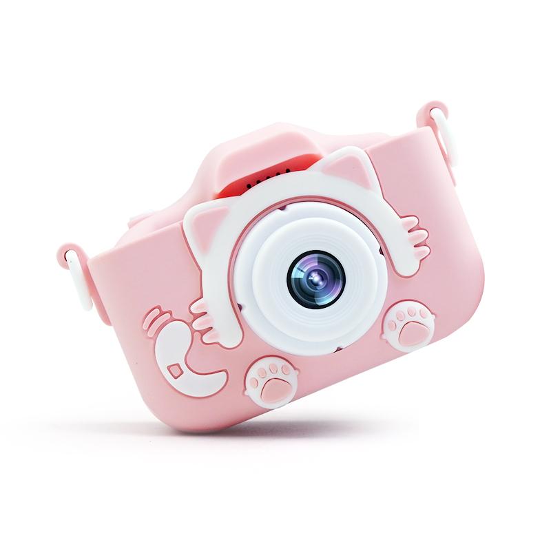 Camera Foto Pink