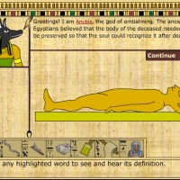 Embalm Your Own Egyptian Mummy On-line!