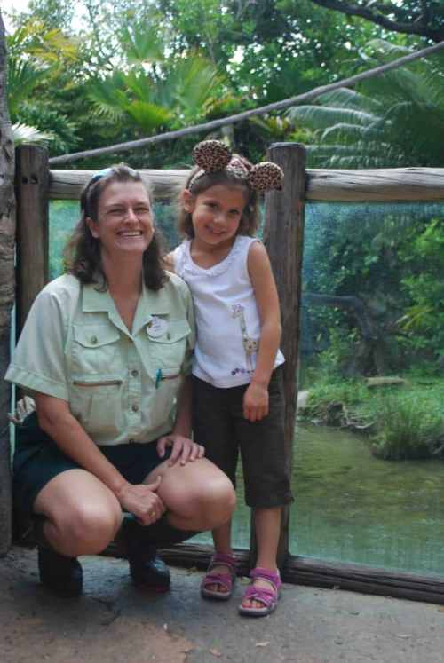 Disney's Lemur Keeper- Kid World Citizen