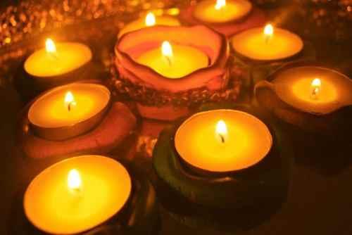 Diwali Diyas- Kid World Citizen