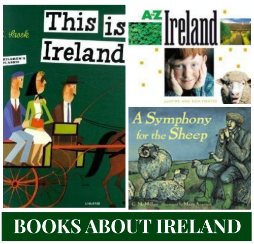 Books about Ireland for Kids- Kid World Citizen