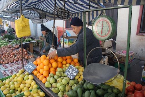 A Market in Chile- Kid World Citizen