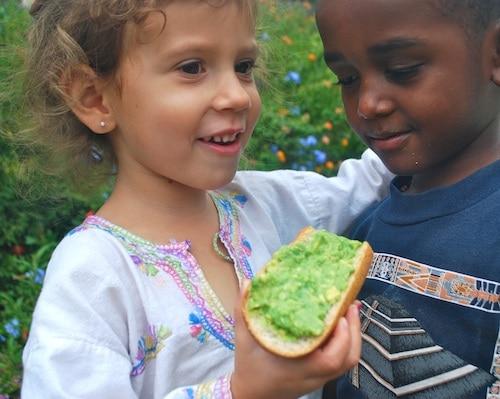 The Kids Enjoying Las Once- Kid World Citizen