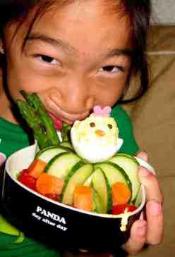 Bento Veggies- Kid World Citizen