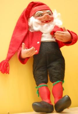 Norwegian Santa- Kid World Citizen