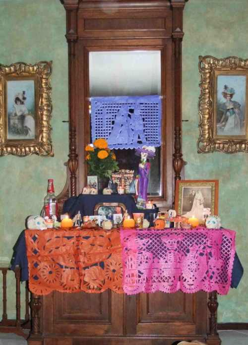 Tere's Ofrenda- Kid World Citizen