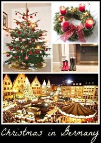 Christmas in Germany- Kid World Citizen
