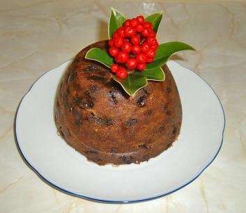 English Christmas Pudding- Kid World Citizen