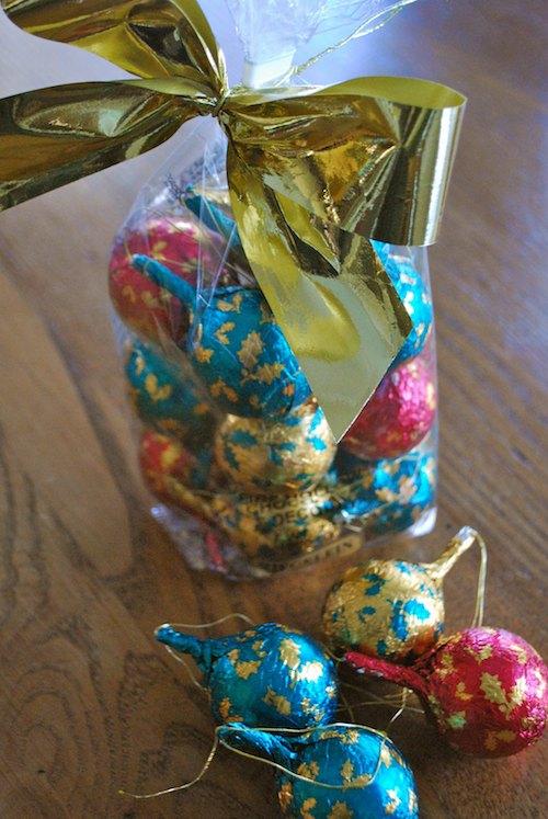 Christmas Chocolate Ornaments- England- Kid World Citizen