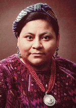 Be Inspired by Rigoberta Menchú
