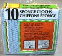 Sponge Cloths- Kid World Citizen