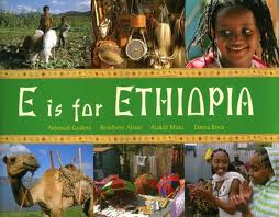 E is for Ethiopia Book- Kid World Citizen
