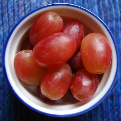 Grapes Uvas for New Year's Eve- Kid World Citizen