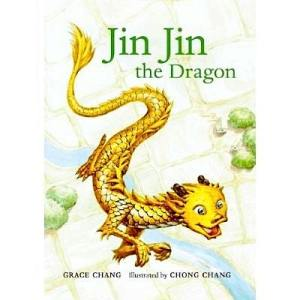 Jin Jin the Dragon- Kid World Citizen