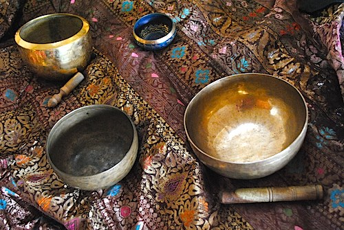 Tibetan Singing Bowls- Kid World Citizen