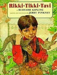 Rikki Rikki Tavi Rudyard Kipling for Kids- Kid World Citizen