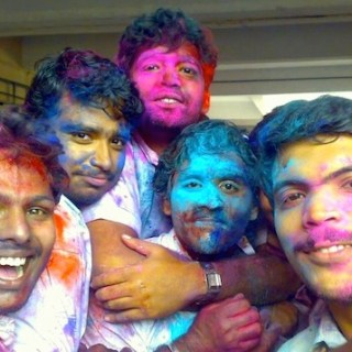 Get Painted at Holi: The Indian Festival of Colors