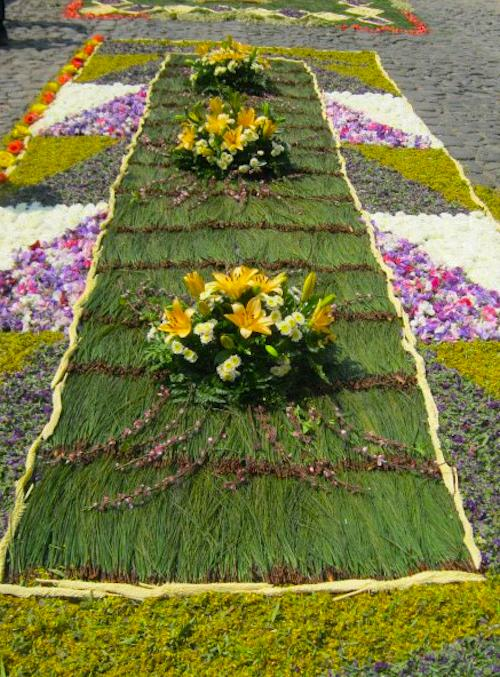 Guatemalan Alfombras- Kid World Citizen