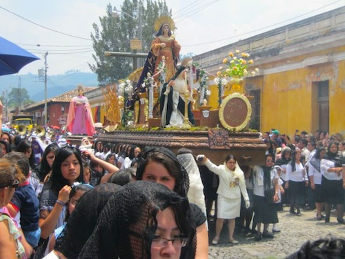 Holy Week Processions- Kid World Citizen