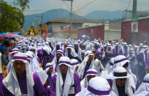 Semana Santa Processions- Kid World Citizen