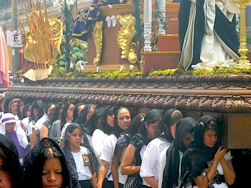Semana Santa Processions- Kid World Citizen