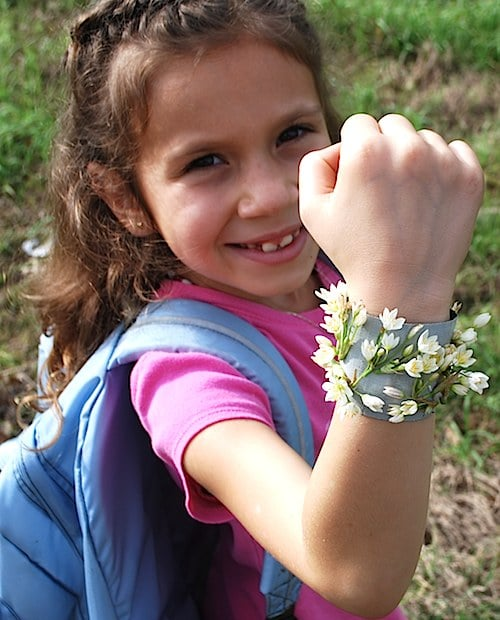 Nature Bracelet Kids Nature Hike- Kid World Citizen
