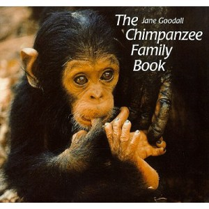 The Chimpanzee Family Book Goodall- Kid World Citizen
