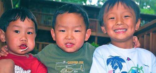 China friends- Kid World Citizen