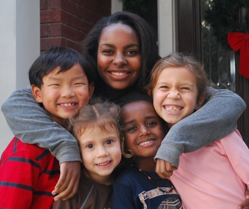 Global Citizenship- Kid World Citizen