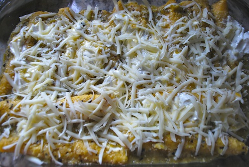 Enchiladas Suizas- Kid World Citizen
