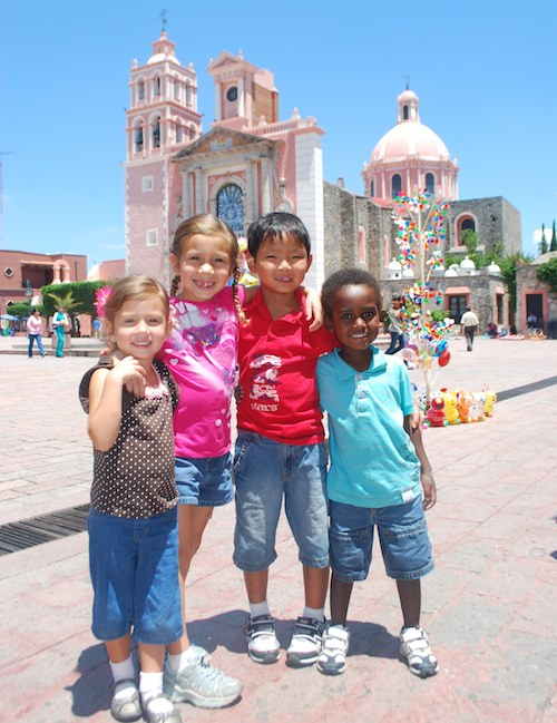 Tequisquiapan Tourist- Kid World Citizen