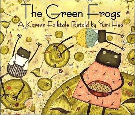 Green Frogs Korean Culture Folktale- Kid World Citizen