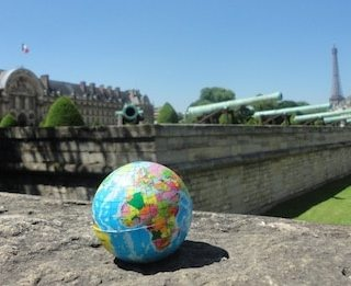 Paris Globe Culture Swap- Kid World Citizen