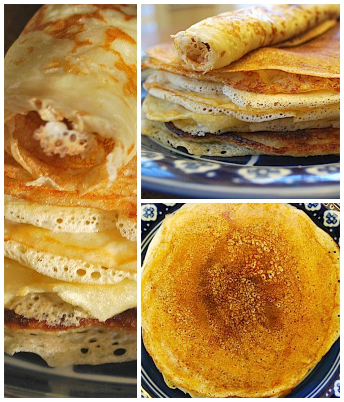 Dutch Pancake Pannekoeken Recipe- Kid World Citizen