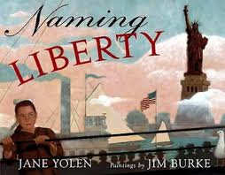 Naming Liberty Children's Book- Kid World Citizen