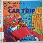 Berenstain Bears Road Trip Book- Kid World Citizen