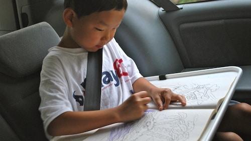 Travel Tray Kids- Kid World Citizen
