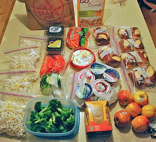 Food for Road Trips- Kid World Citizen