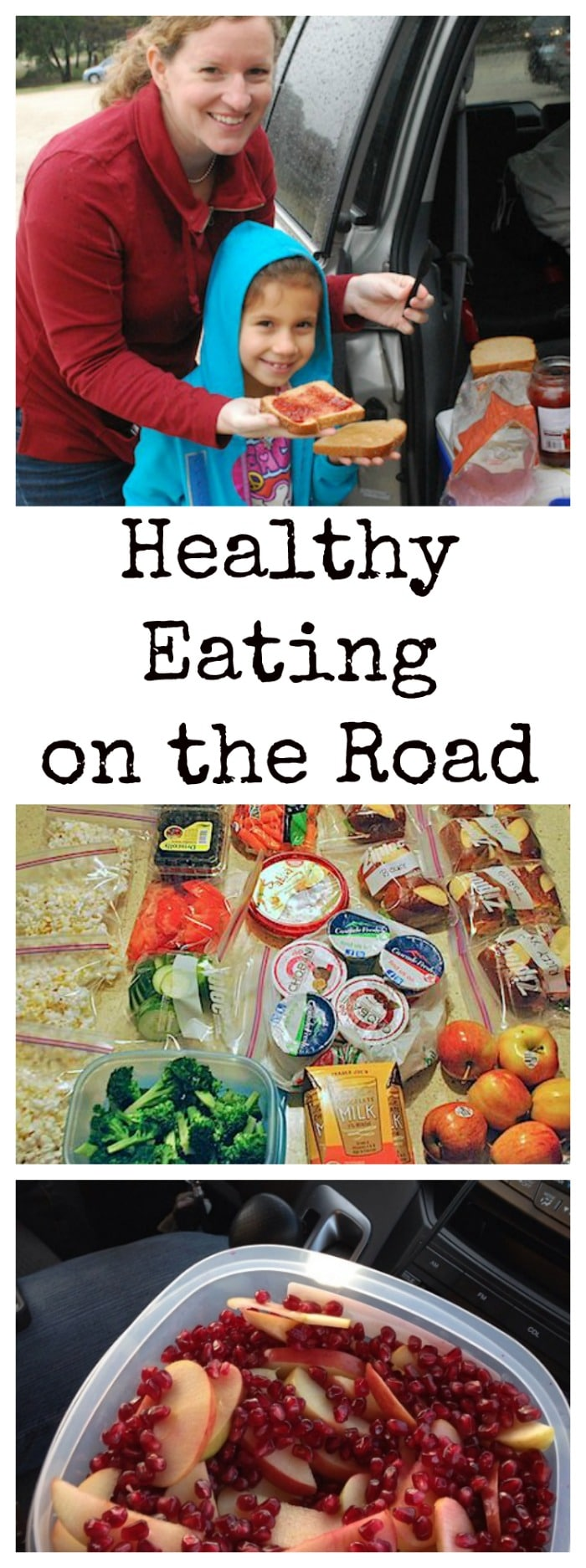 Healthy Food for Road Trips- Kid World Citizen