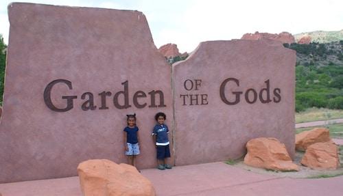 Garden of the Gods- Kid World Citizen