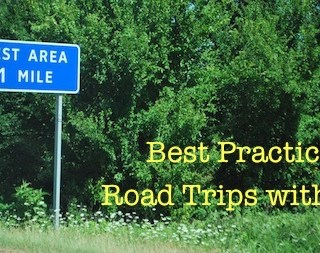 Best Practices: Road-Tripping with Kids
